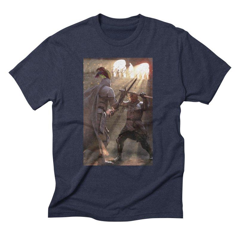 Clegane Bowl Men's Triblend T-Shirt by Gods of Thrones Shop