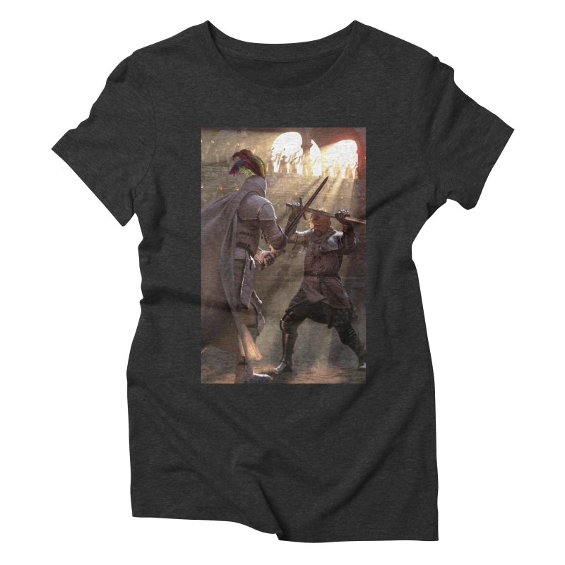 Clegane Bowl Women's Triblend T-Shirt by Gods of Thrones Shop