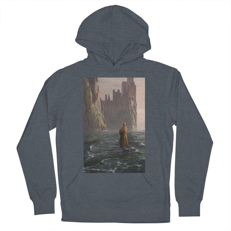 Varys Keeps Paddling Men's French Terry Pullover Hoody by Gods of Thrones Shop