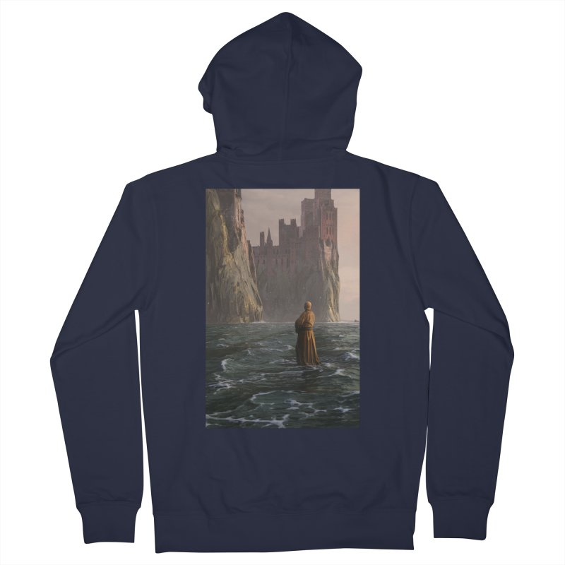 Varys Keeps Paddling Women's French Terry Zip-Up Hoody by Gods of Thrones Shop