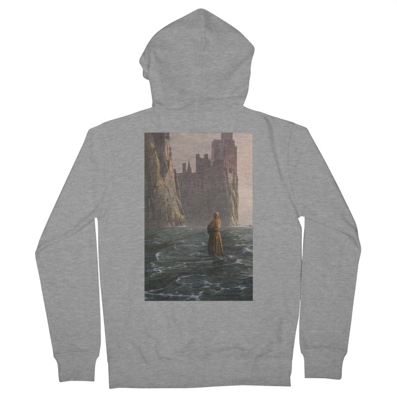 Varys Keeps Paddling Men's French Terry Zip-Up Hoody by Gods of Thrones Shop