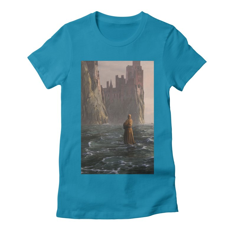 Varys Keeps Paddling Women's Fitted T-Shirt by Gods of Thrones Shop