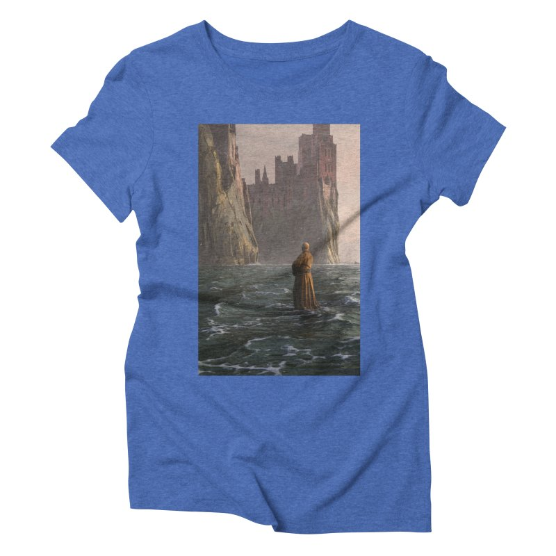 Varys Keeps Paddling Women's Triblend T-Shirt by Gods of Thrones Shop