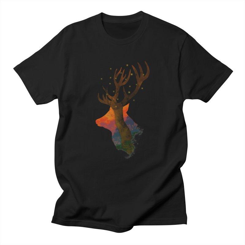 Alone Men's T-shirt by godzillarge's Artist Shop