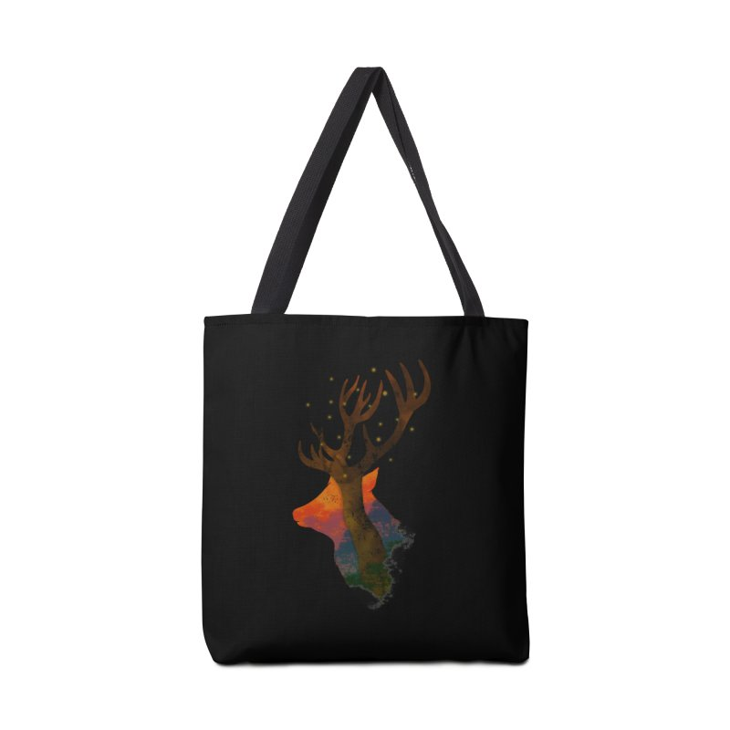 Alone Accessories Bag by godzillarge's Artist Shop