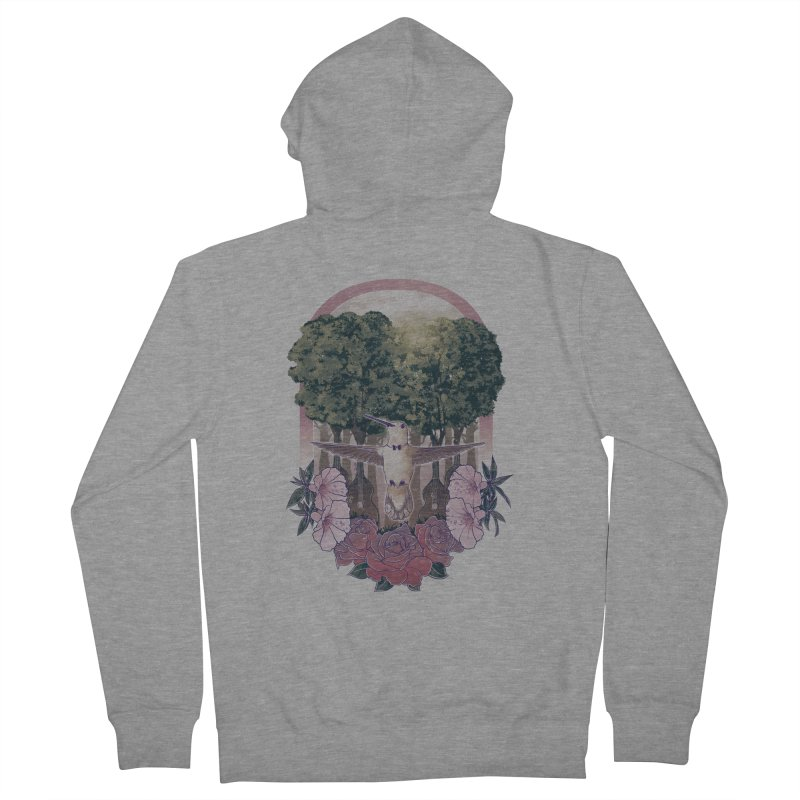 The Conductor Men's Zip-Up Hoody by godzillarge's Artist Shop