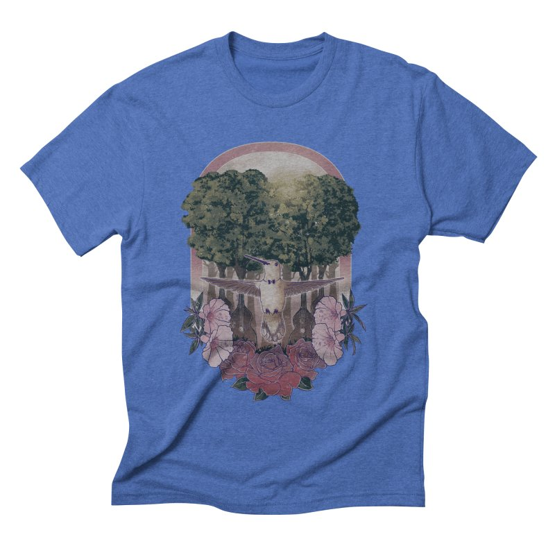 The Conductor Men's Triblend T-shirt by godzillarge's Artist Shop