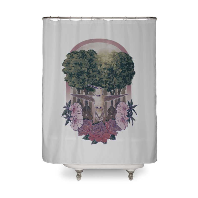 The Conductor Home Shower Curtain by godzillarge's Artist Shop