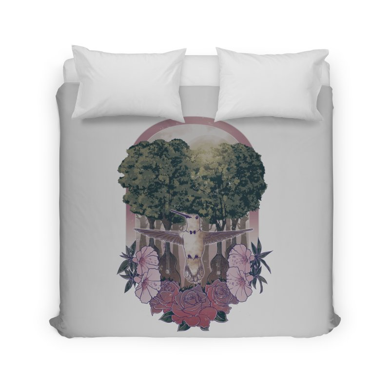 The Conductor Home Duvet by godzillarge's Artist Shop