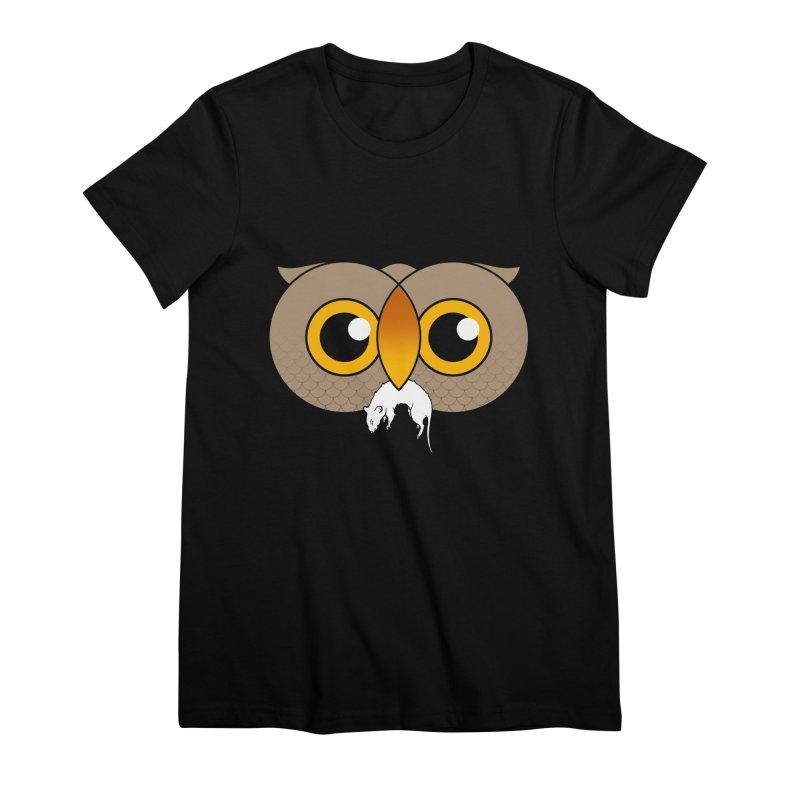 Circle of Life Women's Premium T-Shirt by godzillarge's Artist Shop