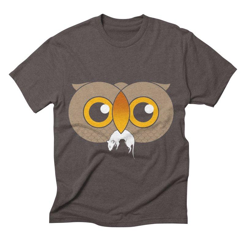 Circle of Life Men's Triblend T-Shirt by godzillarge's Artist Shop
