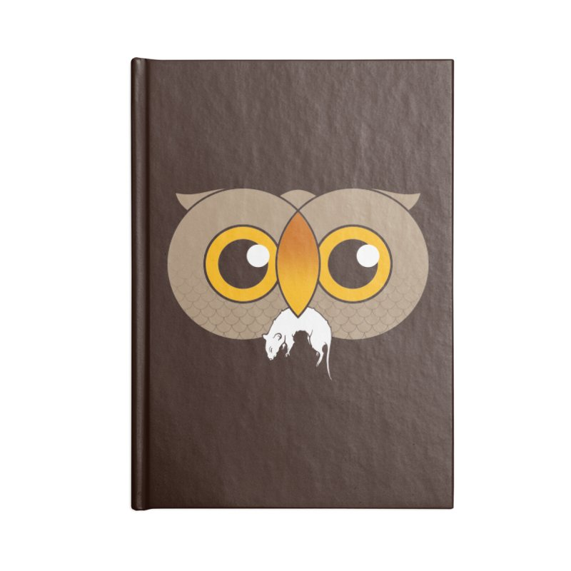 Circle of Life Accessories Lined Journal Notebook by godzillarge's Artist Shop
