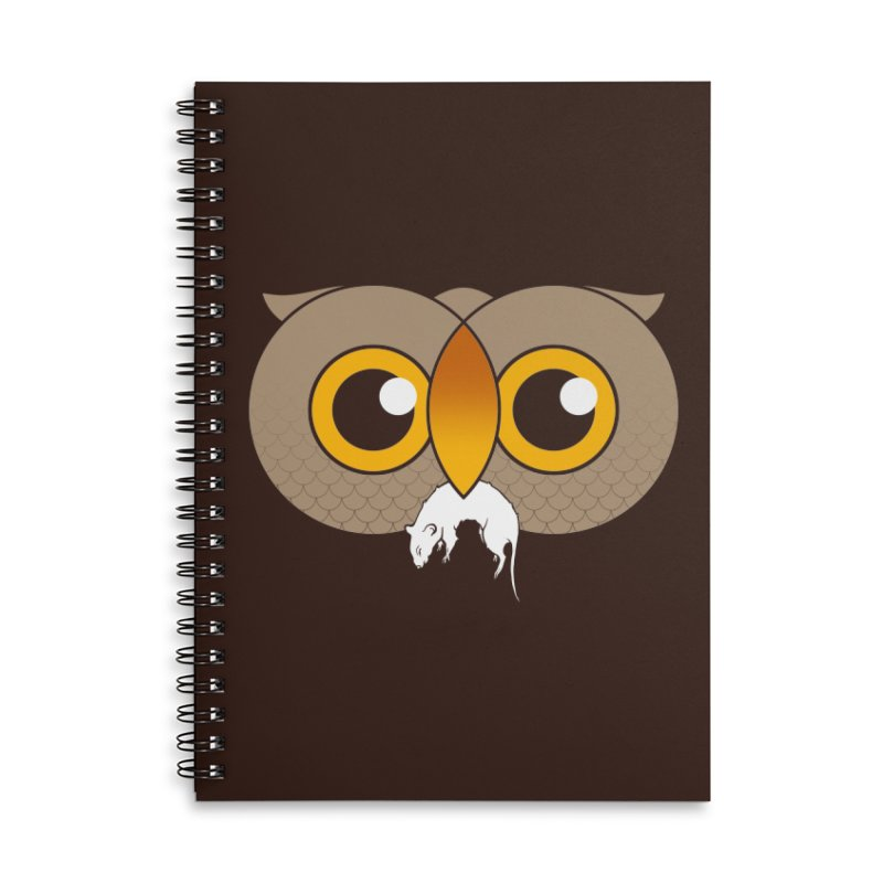 Circle of Life Accessories Lined Spiral Notebook by godzillarge's Artist Shop