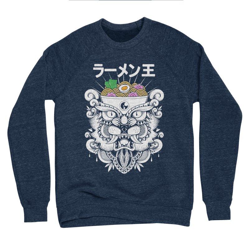 King of Ramen Women's Sponge Fleece Sweatshirt by godzillarge's Artist Shop