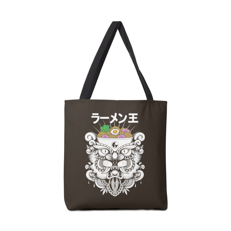 King of Ramen Accessories Tote Bag Bag by godzillarge's Artist Shop