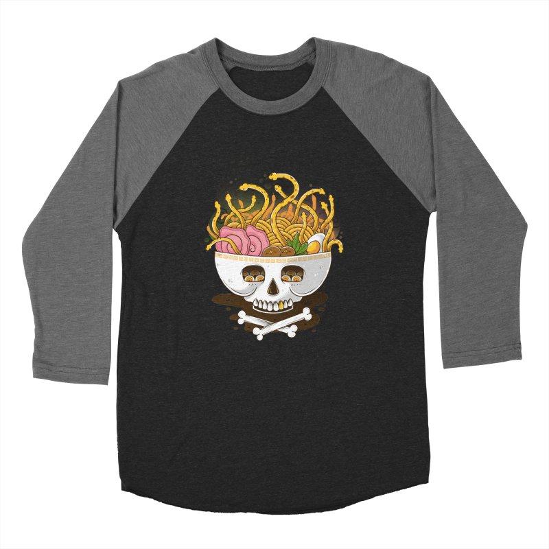 Ramen Medusa Women's Longsleeve T-Shirt by godzillarge's Artist Shop