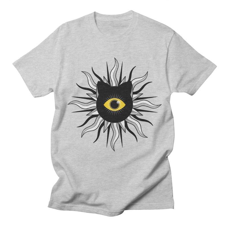 They're Watching Us Women's Regular Unisex T-Shirt by godzillarge's Artist Shop