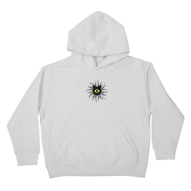 They're Watching Us Kids Pullover Hoody by godzillarge's Artist Shop