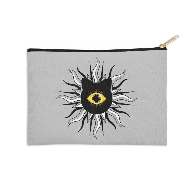 They're Watching Us Accessories Zip Pouch by godzillarge's Artist Shop