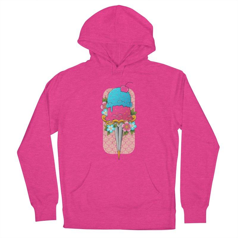 Deadly Dessert Women's Pullover Hoody by godzillarge's Artist Shop