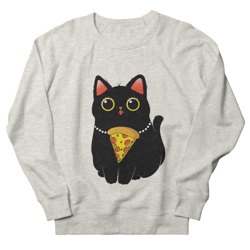 Pizza Protector Women's Sweatshirt by godzillarge's Artist Shop