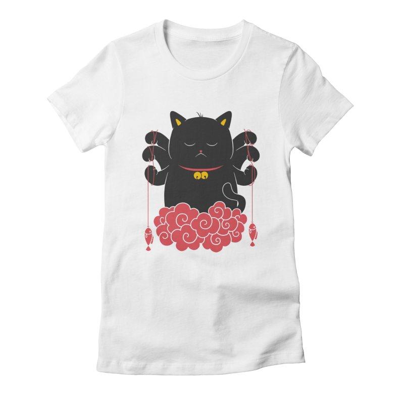 Pawsitive Activity Women's T-Shirt by godzillarge's Artist Shop