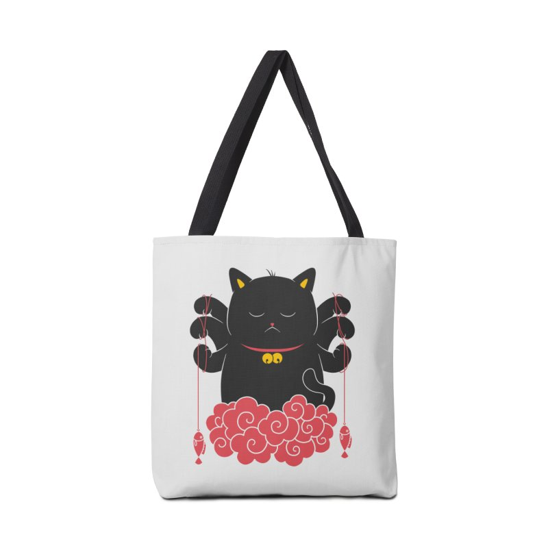 Pawsitive Activity Accessories Tote Bag Bag by godzillarge's Artist Shop