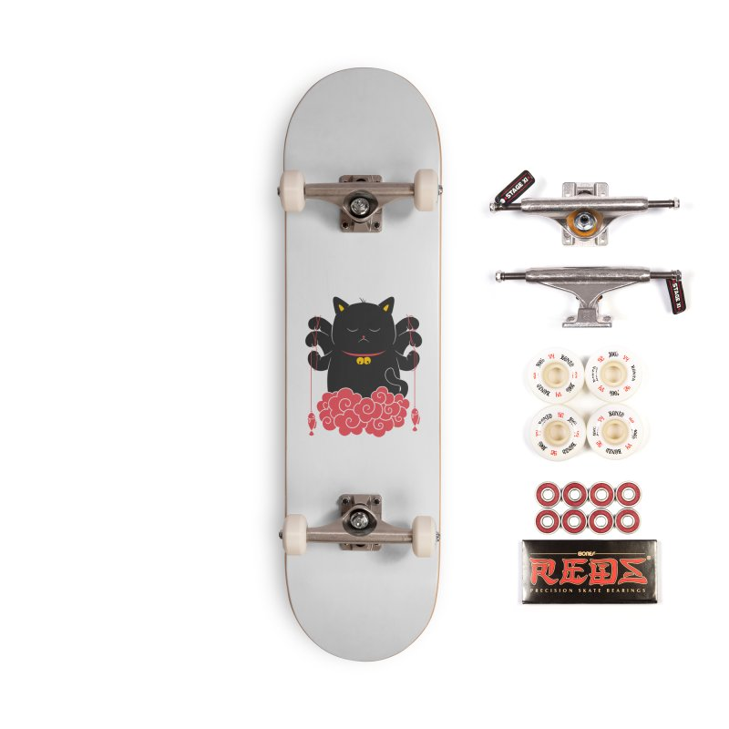 Pawsitive Activity Accessories Complete - Pro Skateboard by godzillarge's Artist Shop