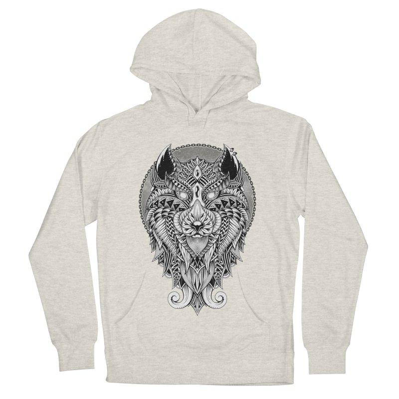 Wild Spirit Men's Pullover Hoody by godzillarge's Artist Shop