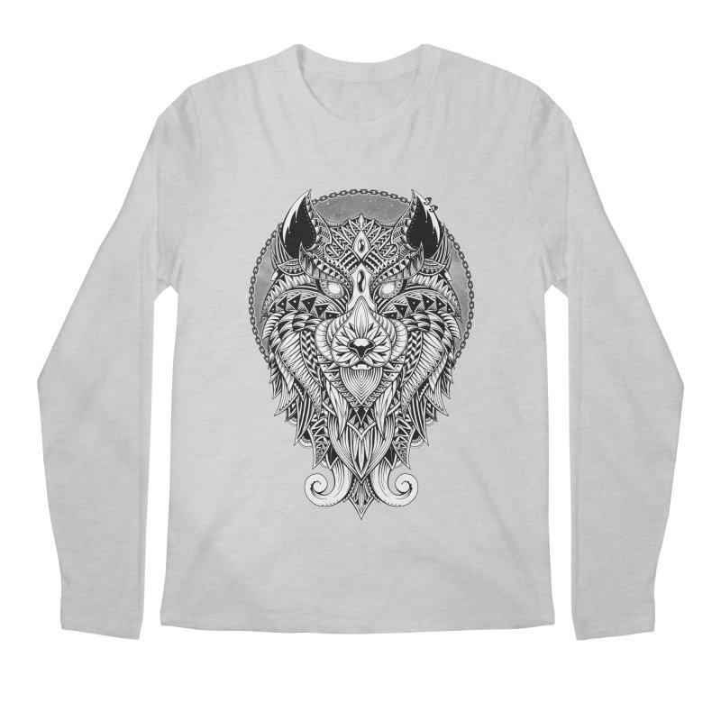 Wild Spirit Men's Longsleeve T-Shirt by godzillarge's Artist Shop