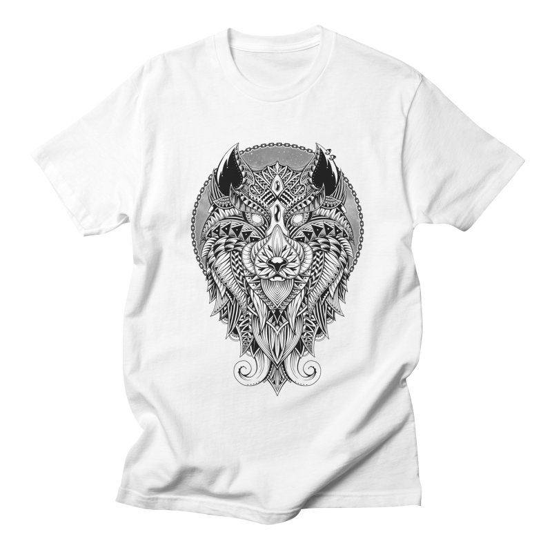 Wild Spirit Men's T-shirt by godzillarge's Artist Shop