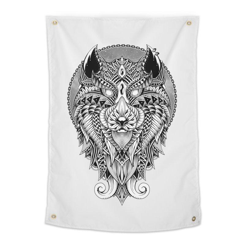 Wild Spirit Home Tapestry by godzillarge's Artist Shop