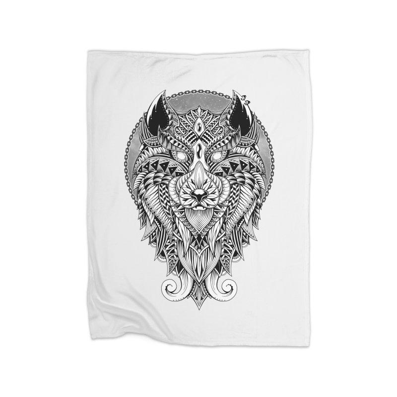 Wild Spirit Home Blanket by godzillarge's Artist Shop