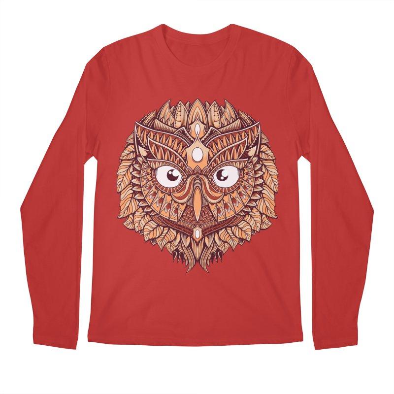 Autumn Men's Longsleeve T-Shirt by godzillarge's Artist Shop