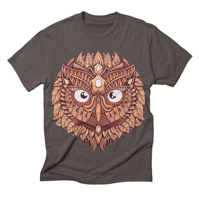 Autumn Men's Triblend T-shirt by godzillarge's Artist Shop
