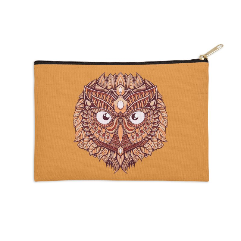 Autumn Accessories Zip Pouch by godzillarge's Artist Shop