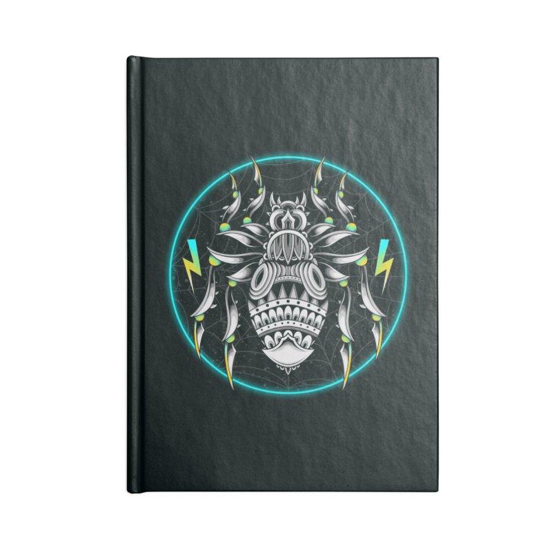 Retrowave Bat Accessories Notebook by godzillarge's Artist Shop