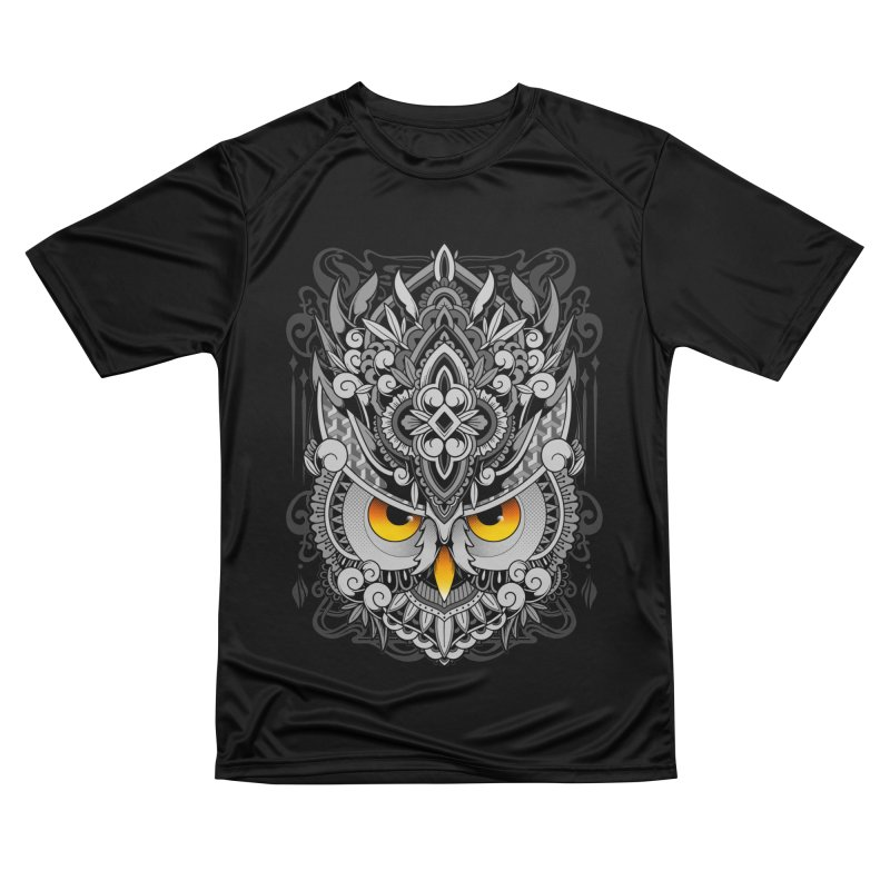 Wisdom Men's T-Shirt by godzillarge's Artist Shop