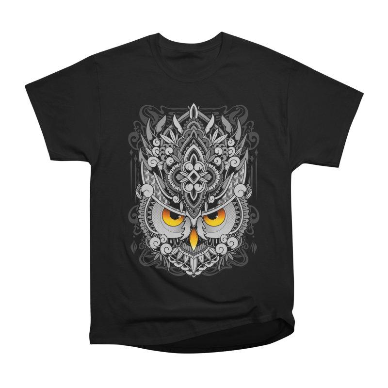 Wisdom Men's T-Shirt by godzillarge's Artist Shop