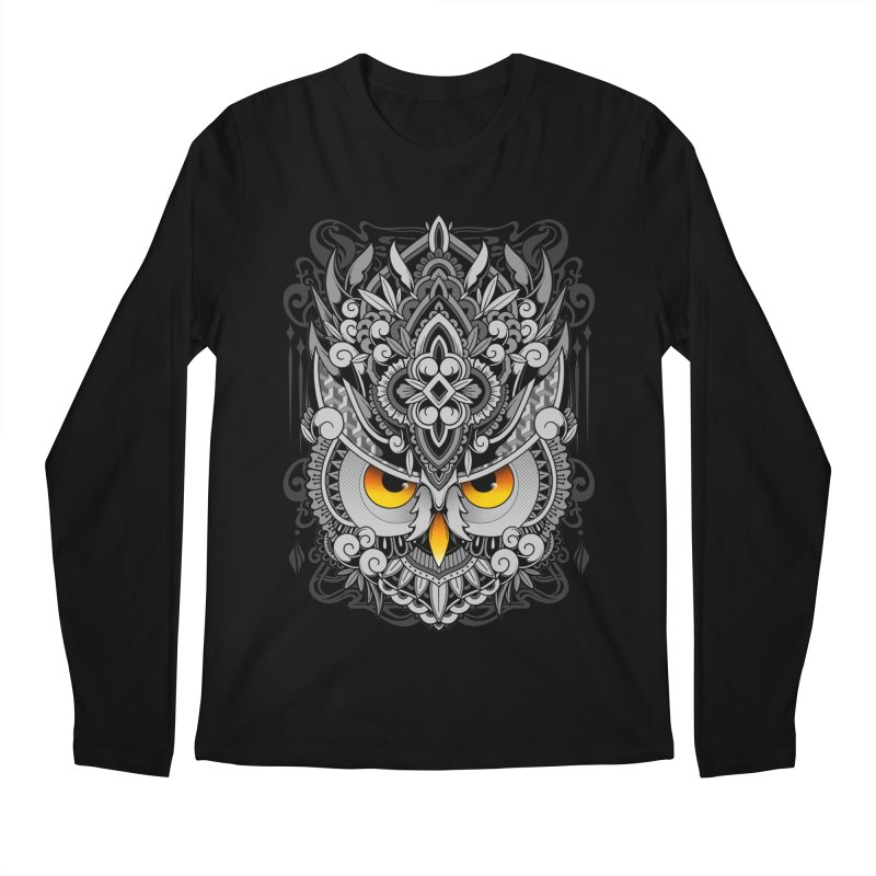 Wisdom Men's Longsleeve T-Shirt by godzillarge's Artist Shop