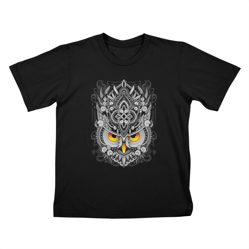 Wisdom Kids T-Shirt by godzillarge's Artist Shop