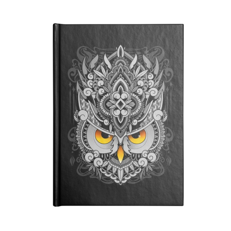 Wisdom Accessories Notebook by godzillarge's Artist Shop