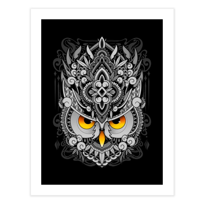 Wisdom Home Fine Art Print by godzillarge's Artist Shop