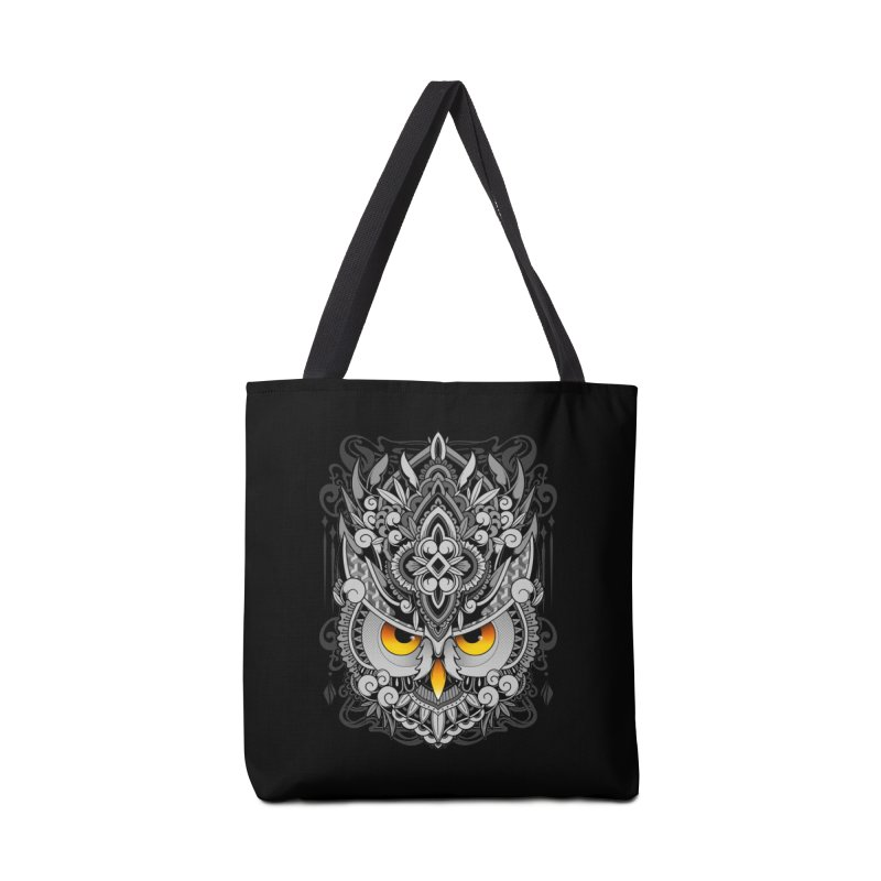 Wisdom Accessories Bag by godzillarge's Artist Shop