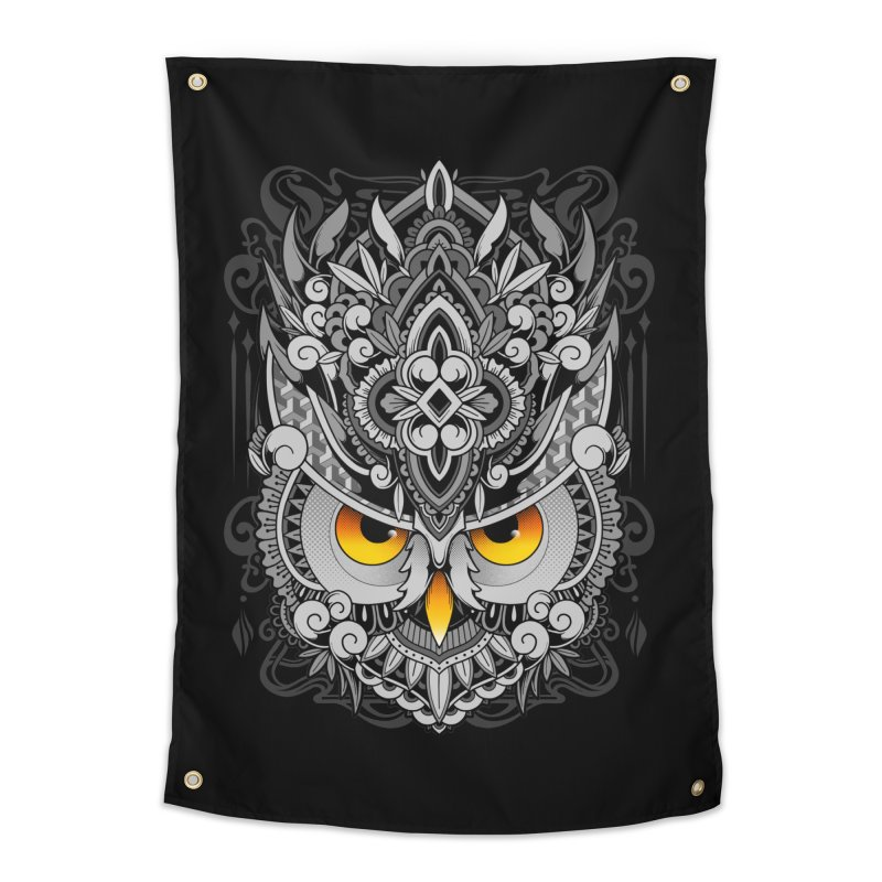 Wisdom Home Tapestry by godzillarge's Artist Shop