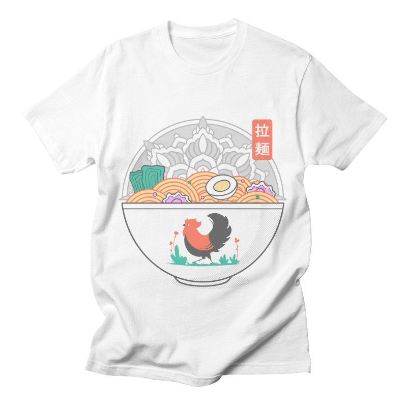 Sacred Ramen Men's T-Shirt by godzillarge's Artist Shop