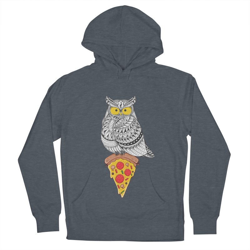 Midnight Snack Women's Pullover Hoody by godzillarge's Artist Shop