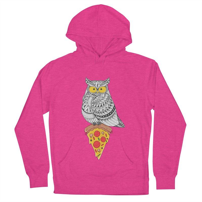 Midnight Snack Women's Pullover Hoody by godzillarge's Artist Shop