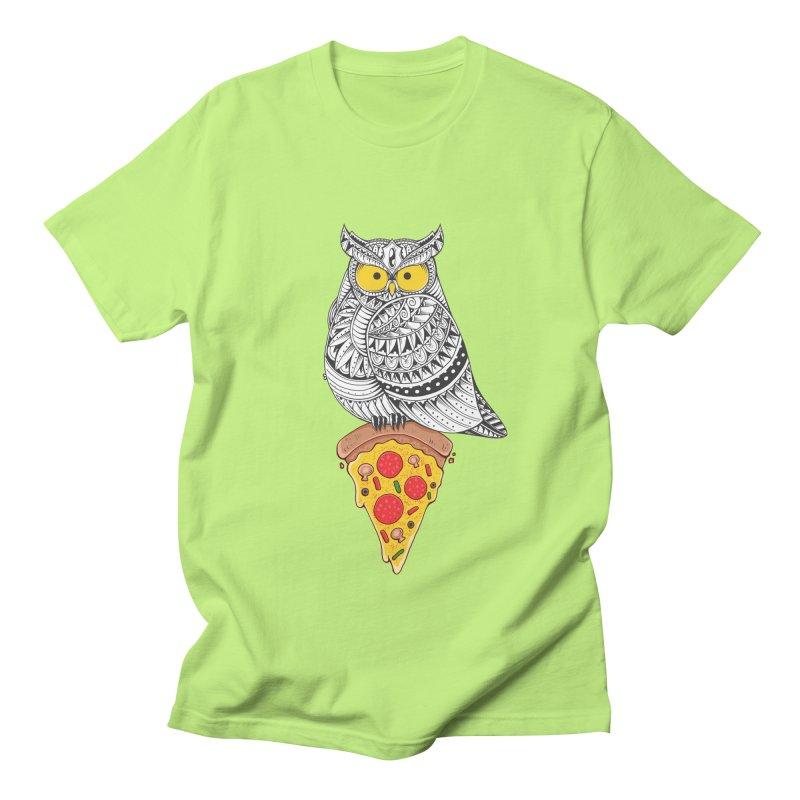 Midnight Snack Women's Unisex T-Shirt by godzillarge's Artist Shop