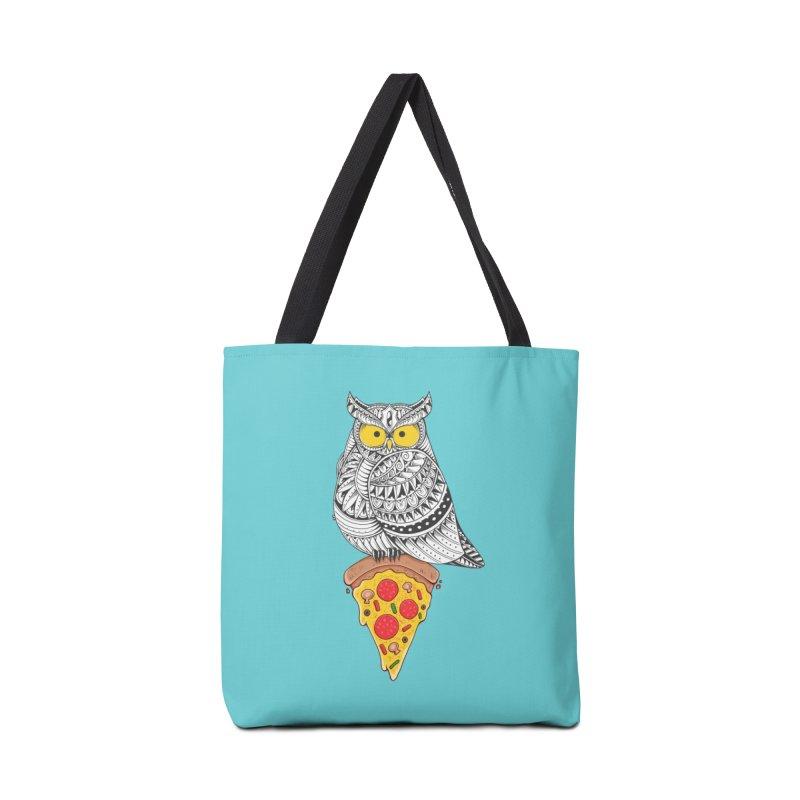 Midnight Snack Accessories Bag by godzillarge's Artist Shop
